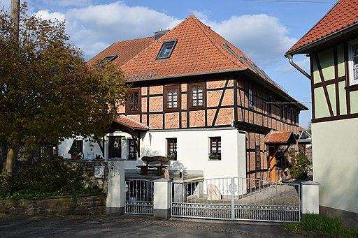 Rottleberode - Wilhelm-Steinkopf-Platz 2, Petermannsche Mühle