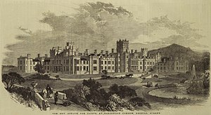 John Bowes-Lyon - Royal Earlswood Hospital c.1854