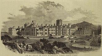 John Bowes-Lyon - Royal Earlswood Hospital c.1854
