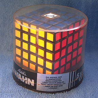 Professor's Cube - Professor's Cube in original packaging