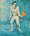 Rudolf Heinisch, Der Jongleur Rastelli, 1929.jpeg
