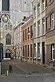 Rue Vers la basilique St-Matin (27046397321).jpg