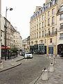 Rue de la Montagne Sainte Geneviève, Paris 9 March 2015.jpg