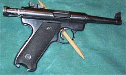 Ruger MK II - Wikipedia, the free encyclopedia