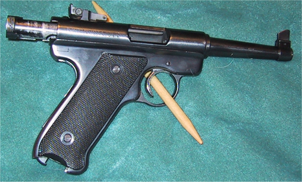 Ruger Standard - Wikiwand