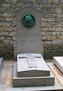 Heinrich Daniel Ruhmkorff German inventor