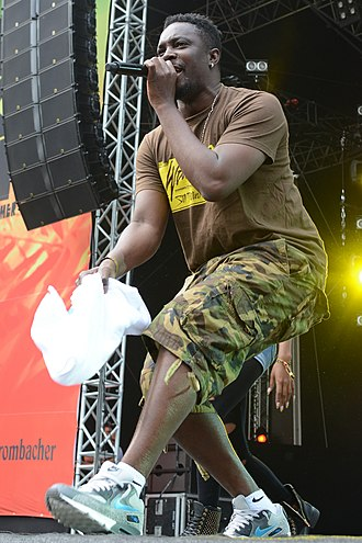 Ward 21 - Image: Ruhr Reggae Summer Mülheim 2014 Ward 21 04