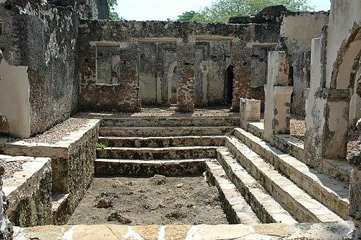 Ruins of Kilwa Kisiwani and Ruins of Songo Mnara-108311