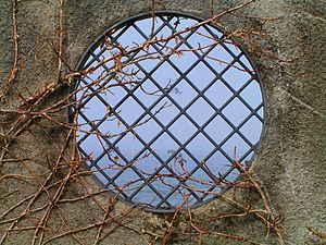 Rundes Fenster mit Gitter.jpg