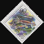 Russia stamp 1993 № 106.jpg