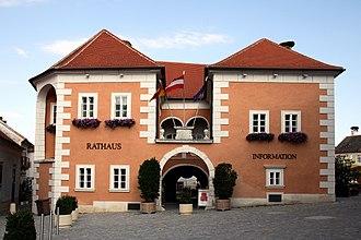 Rust, Burgenland - Town hall