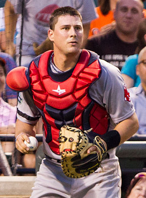 Pawtucket Red Sox - Ryan Lavarnway