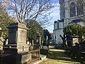 Sépulture de la famille Parthon de Von, concession perpétuelle, au cimetière de Laeken (Bruxelles, Belgique).jpg