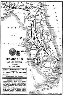 Seaboard–All Florida Railway