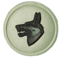 SANDF Dog Handler badge embossed.png