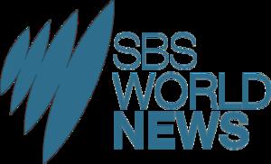 SBS World News - Image: SBS World News logo