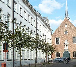 Maurice-Jean de Broglie - Mgr de Broglie erected the St. Joseph Minor Seminary in Sint-Niklaas