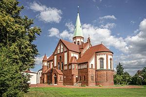 Lewin Brzeski - Church in Lewin Brzeski