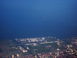 SM Mall of Asia Complex, Pasay City Aerial Photo.jpg