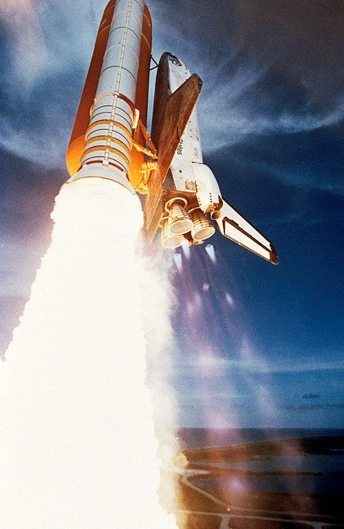 space shuttle challenger - 736×919