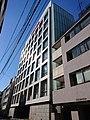 S & B foods headquarters, at Nihonbashi-Kabutocho, Chuo, Tokyo (2019-01-02) 03.jpg