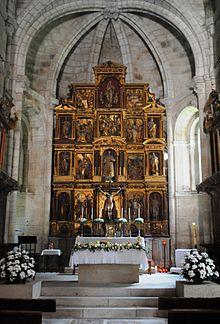 Mosteiro de Santo Estevo de Ribas de Sil - Wikipedia, a enciclopedia libre