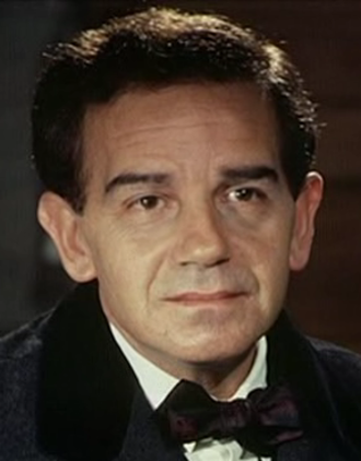 Rabid Dogs - Actor Al Lettieri was replaced by Riccardo Cucciolla (pictured) after the first three days of shooting.