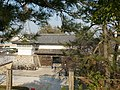 Saga Castle Shachinomon gate from keep tower base.jpg