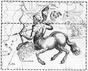 http://upload.wikimedia.org/wikipedia/commons/thumb/8/8d/Sagittarius_Hevelius.jpg/300px-Sagittarius_Hevelius.jpg