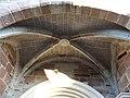 Saint-Aulaire église porche plafond.jpg