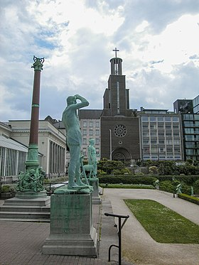 Eglise Du Gesu De Bruxelles Wikipedia