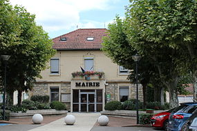 Saint-Just-Chaleyssin - Mairie.JPG