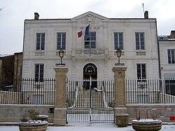 Saint-Macaire 33 Mairie.JPG