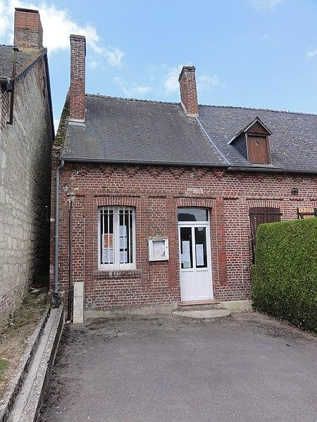 Saint-Pierremont (Aisne) mairie