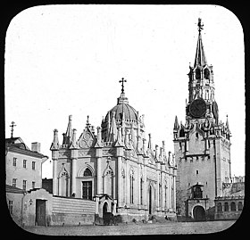 Saint Catherine Church (Ascension Convent) photograph 2.jpg