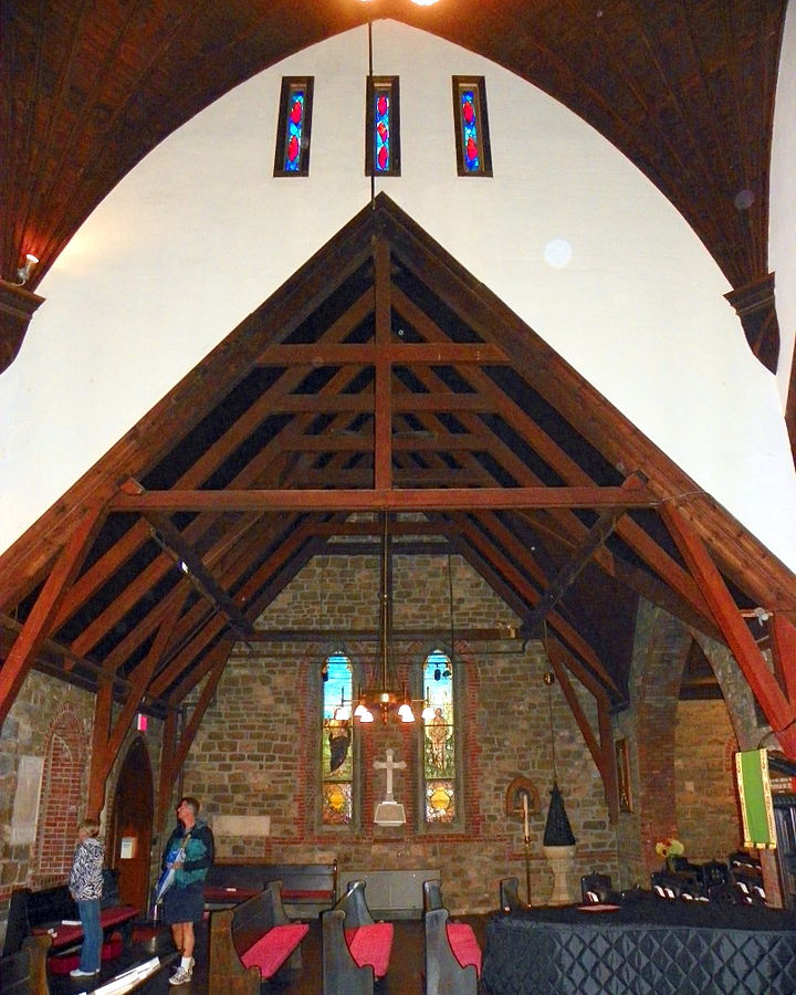 Saint Saviour's Episcopal Church and Rectory