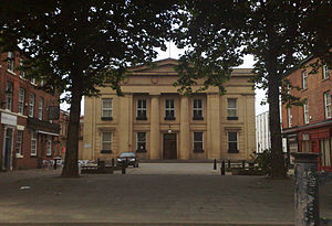 Richard Lane (architect) - Salford Town Hall
