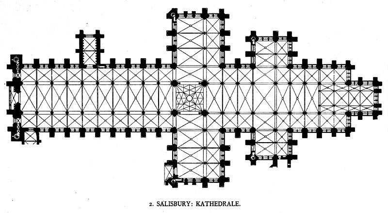 Architecture of the medieval cathedrals of England