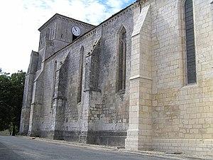 Salles-d'Angles - Image: Salles d'A2