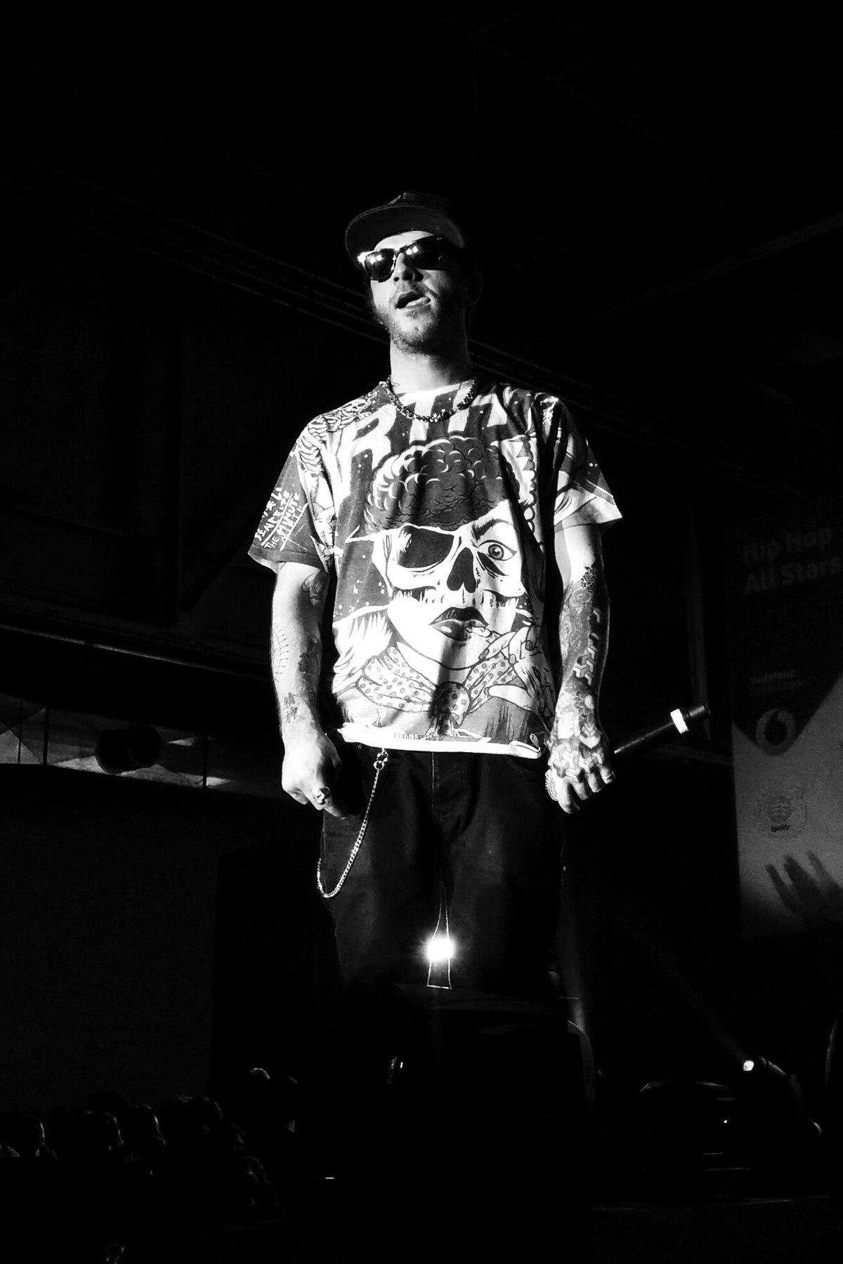 Buon Natale Rap 5 B.Salmo Rapper Wikipedia