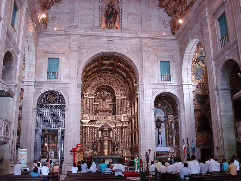 Cathedral Of Salvador