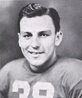 Sam Francis (American football) - Image: Sam Francis (1936)