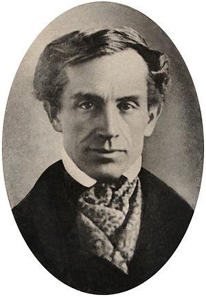 Samuel Morse - Samuel Finley Breese Morse, 1840