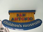 San Antonio Children's Museum sign IMG 5337
