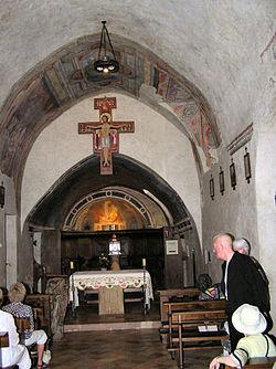 16fffb986a5 Iglesia de San Damián (Asís) - Wikipedia
