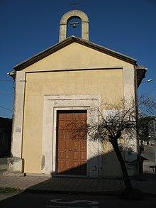 Chiesa del Perdono, luogo di sepoltura del generale Vito Nunziante