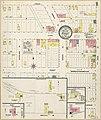 Sanborn Fire Insurance Map from Ashley, Steuben County, Indiana. LOC sanborn02257 001-1.jpg