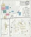Sanborn Fire Insurance Map from Fulton, Whiteside County, Illinois. LOC sanborn01877 005-1.jpg