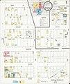 Sanborn Fire Insurance Map from Hays, Ellis County, Kansas. LOC sanborn02980 002-1.jpg