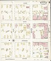 Sanborn Fire Insurance Map from Mount Pleasant, Henry County, Iowa. LOC sanborn02760 001-2.jpg